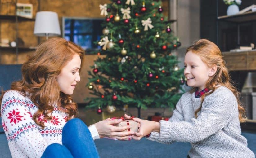 4 ideer til en julegave til mor, som med garanti vil vække glæde