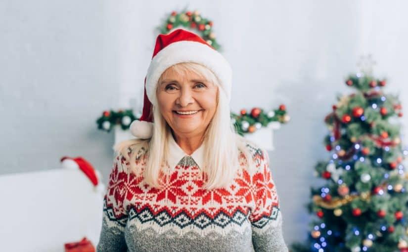 Julesweateren er den perfekte gave til din mor